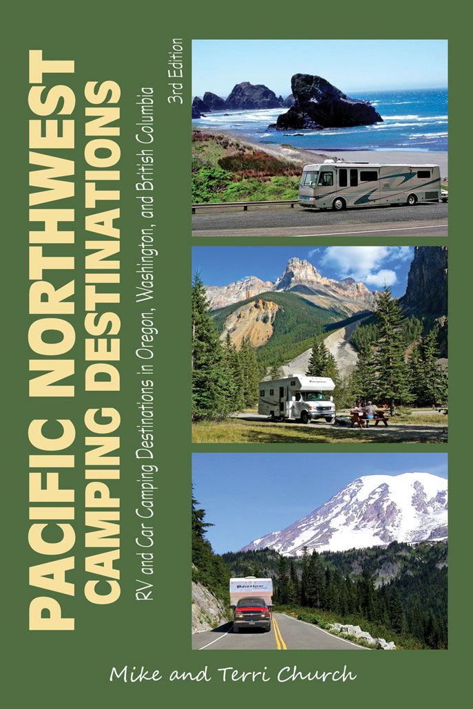 Pacific Northwest Camping Destinations RV and Car Camping Destinations in Oregon, Washington & British Columbia